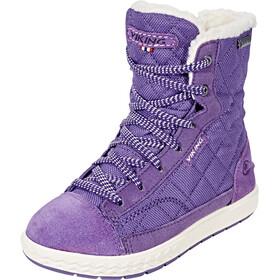 Viking Footwear Zip GTX Støvler Børn violet